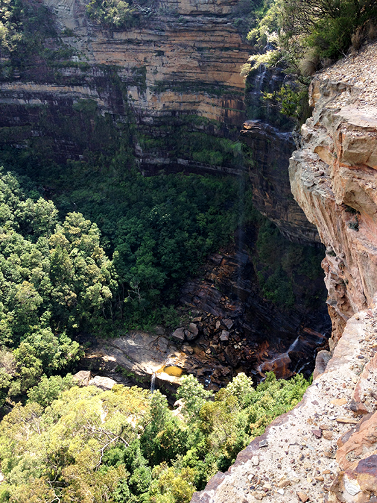 Wentworth Falls Walk