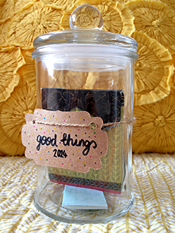 Along The Away - Jar Of Good Things 2013