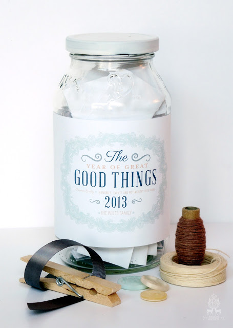 Jar of Good Things from benignobjects.blogspot.com.au