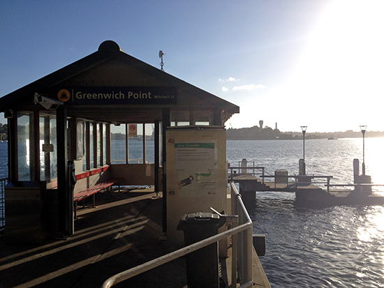 Sydney Coastal Walk - Greenwich Walk Track