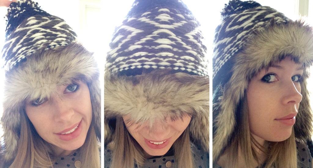 Donna Winter Hat