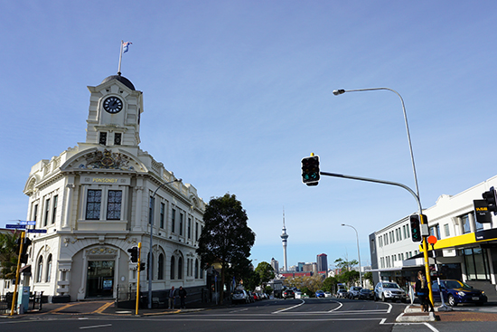 Auckland Ponsonby