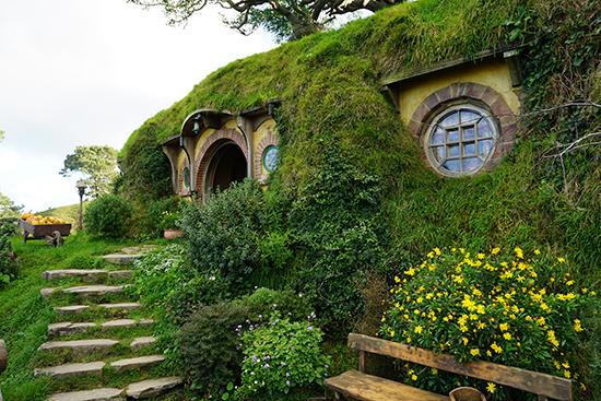 Hobbiton New Zealand