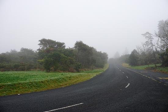 Leaving Rotorua