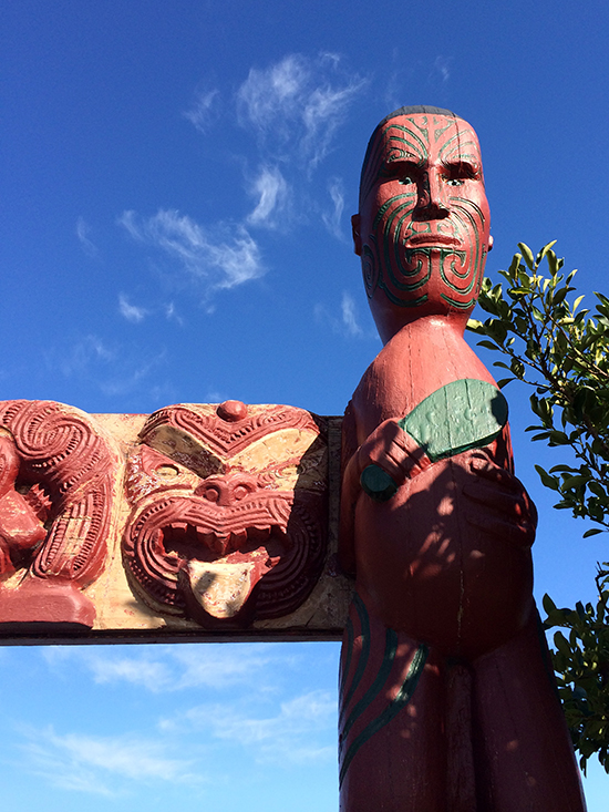 Lake Taupo Totem