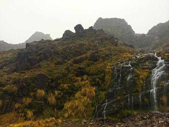 Tongariro National Park Hike