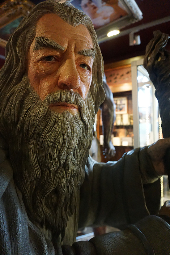 Weta Cave Gandalf