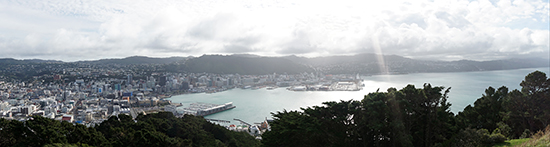 Mt Victoria Lookout