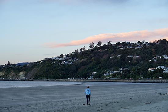 Tahunanui Beach, Nelson, NZ