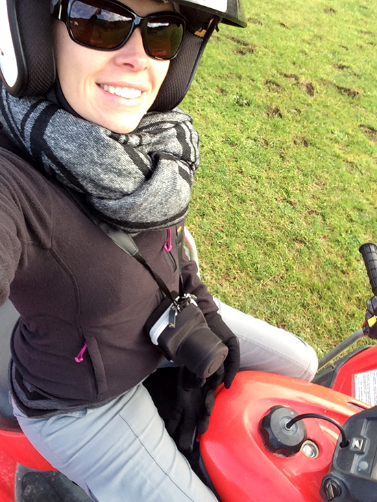 Quad Biking, Happy Valley, Nelson