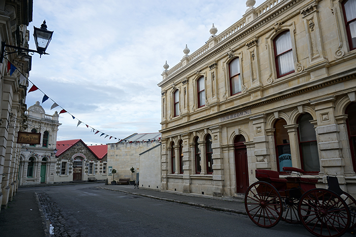 Roadtrip to Oamaru