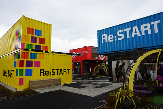 Re:Start, Christchurch, NZ