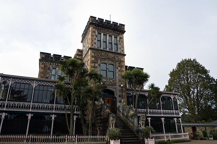 Larnach Castle - Along the Away