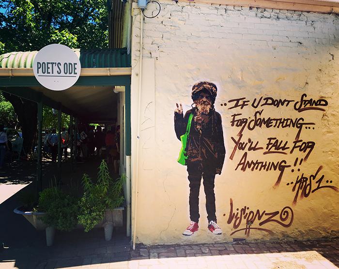 Street art, Hahndorf
