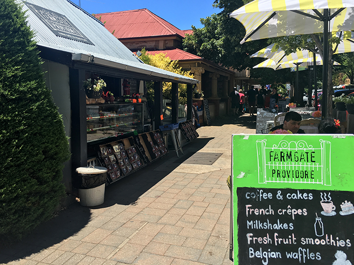 Hahndorf town