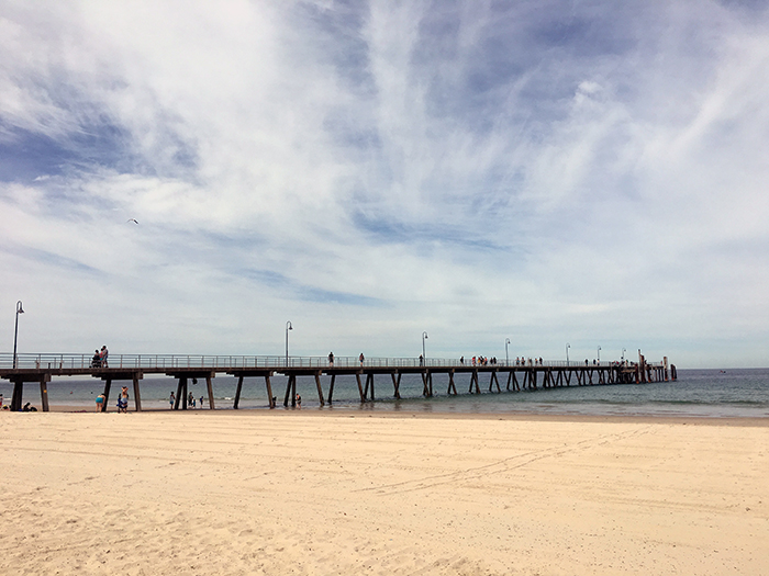 Glenelg to Henley Beach Walk