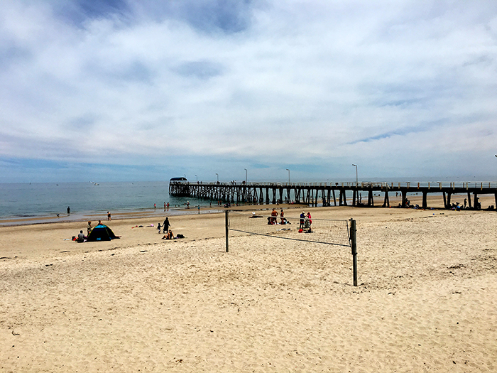 Glenelg to Henley Beach Walk