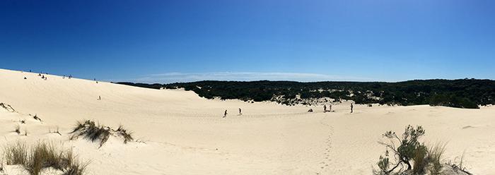Kangaroo Island Tour - Dunes